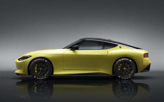 Το Nissan Z Proto κοιτάζει το μέλλον, εμπνευσμένο από το παρελθόν του
