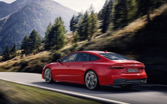H φιλοσοφία των plug-in υβριδικών μοντέλων της Audi