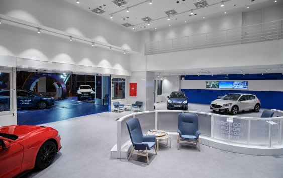 H Ford σας καλωσορίζει στον ανανεωμένο χώρο της στο The Mall Athens (+video)