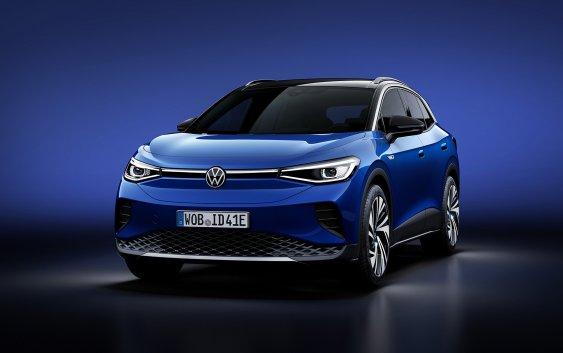 Παγκόσμια πρεμιέρα του ID.4, του πρώτου ηλεκτρικού SUV της Volkswagen