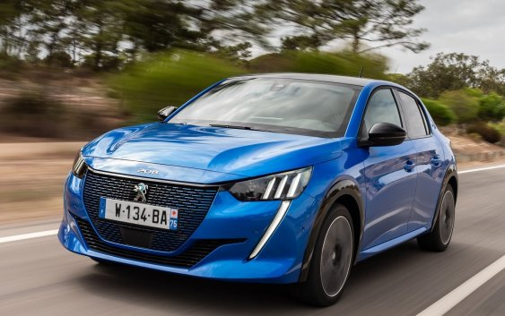 Το νέο ηλεκτρικό Peugeot e-208