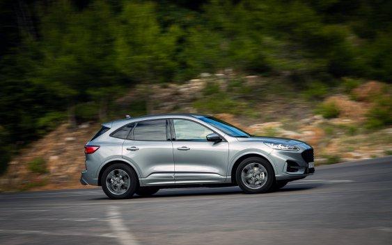Οδηγήστε το νέο Ford Kuga και κερδίστε έως και 955€ με το πρόγραμμα Test Drive Bonus!