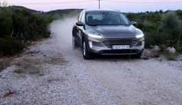 Ford Kuga 1,5 diesel 120hp – Σε μια πίστα crosskart με το κατάλληλο εργαλείο!