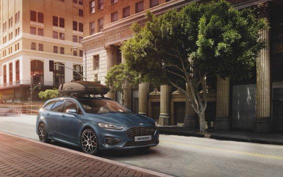 Το Ford Mondeo πλέον και υβριδικό!