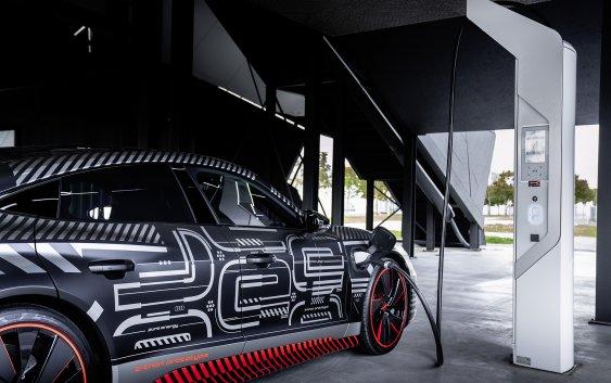 Audi e-tron GT – Το πρώτο ηλεκτρικό supercar της Audi
