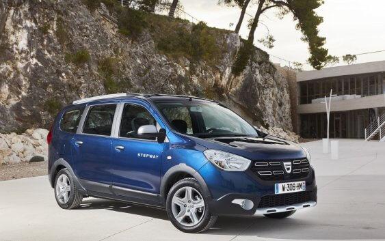 Dacia LODGY: Το πολυχρηστικό και προσιτό 7θέσιο