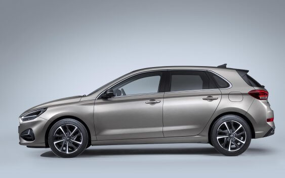 Ανανεωμένο Hyundai i30