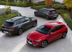 Νέο Seat Leon e-Hybrid