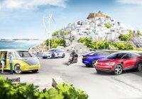 Η Ελληνική Δημοκρατία και το VW Group θα καταστήσουν την Αστυπάλαια νησί-πρότυπο στην κινητικότητα