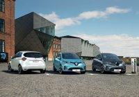 Ηγέτης στα ηλεκτρικά στην Ευρώπη η Renault