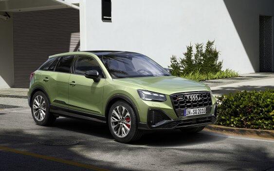 Νέο Audi SQ2