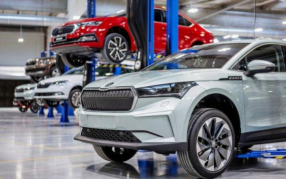 Νέο κέντρο της SKODA για την κατασκευή test cars και πρωτότυπων.