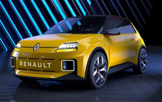 Η Renault επαναφέρει το Renault 5!