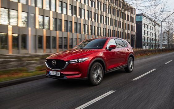 Mazda CX-5 2021 – Συνολική αναβάθμιση