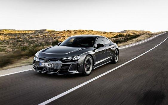 Audi e-tron GT: ηλεκτρικό, Gran Turismo και σπορ, δείχνει το μέλλον