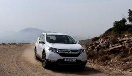 Honda CR-V 4WD Hybrid – 2.0 184hp