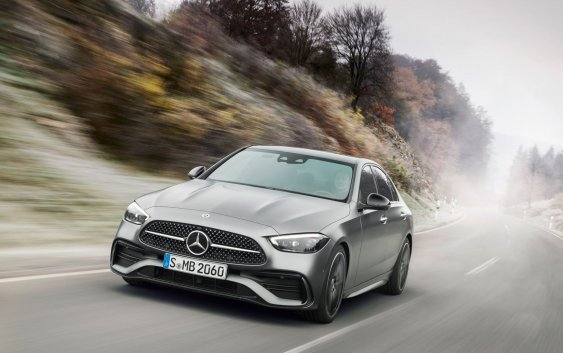 H νέα Mercedes C-Class