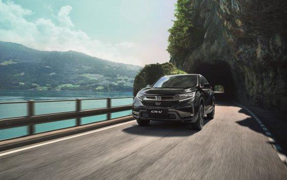 Η Honda ανανεώνει το CR-V με έκδοση Sport Line