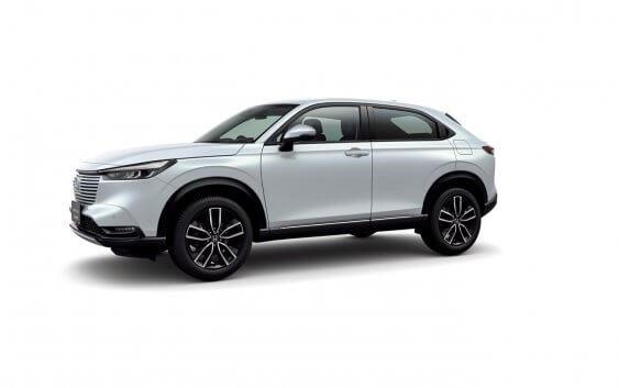 Η Honda αποκαλύπτει το HR-V e:HEV