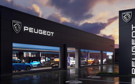 Η PEUGEOT αποκαλύπτει το νέο της λογότυπο!