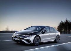 H νέα Mercedes EQS: το πρώτο ηλεκτρικό αυτοκίνητο της πολυτελούς κατηγορίας