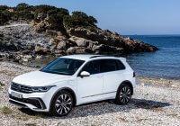 Νέο Volkswagen Tiguan: πλήρης γκάμα, αιχμή του δόρατος το eHybrid