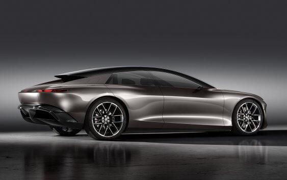 Audi grandsphere – Το ηλεκτρικό πρωτότυπο της Audi