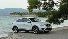 Οδηγούμε το νέο Renault Arkana στην επίσημη παρουσίασή του στην Ελλάδα